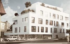 Apartamentowiec Perinvest