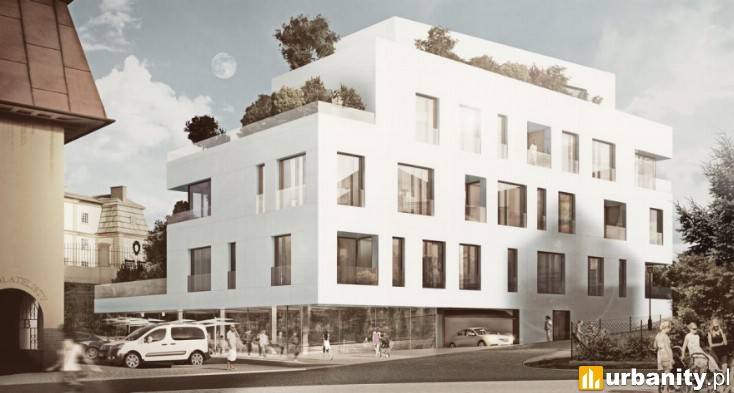 Miniaturka Apartamentowiec Perinvest