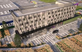 [Pyrzowice] Hotel Moxy by Marriott