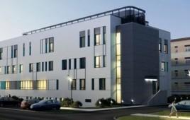 Szpital Ostrowski - nowe skrzydło