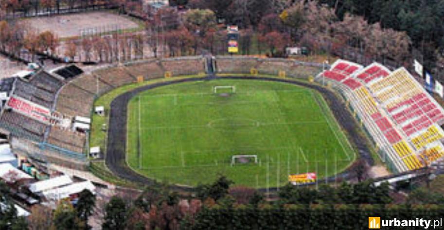 Miniaturka Dawny Stadion Miejski