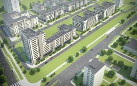 Centrum Mieszkaniowo-usługowe MSM II