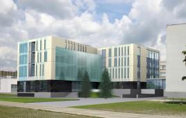 Nowa siedziba Fizyki i Informatyki Stosowanej