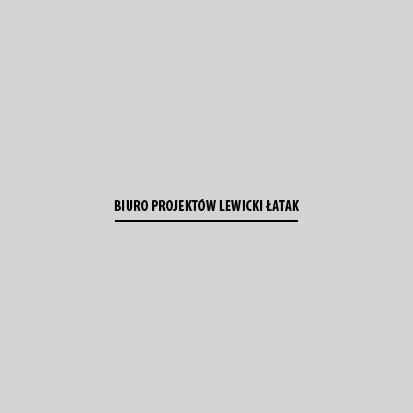 Biuro Projektów Lewicki Łatak
