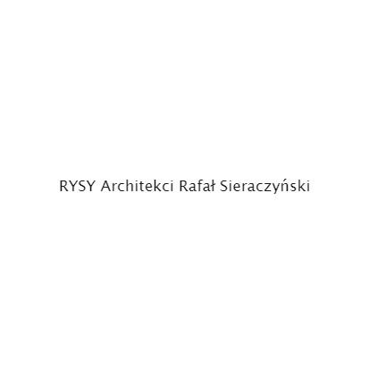 RYSY Architekci Rafał Sieraczyński