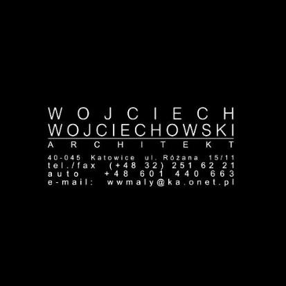 Wojciech Wojciechowski - architekt