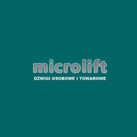 Microlift - Dźwigi osobowe i towarowe