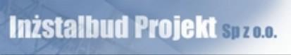 Inżstalbud Projekt