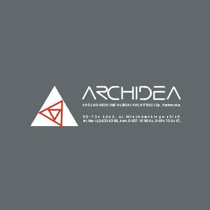 Archidea Królikowski Wichliński Architekci