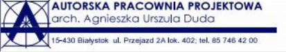 Autorska Pracownia Projektowa Agnieszka Urszula Duda