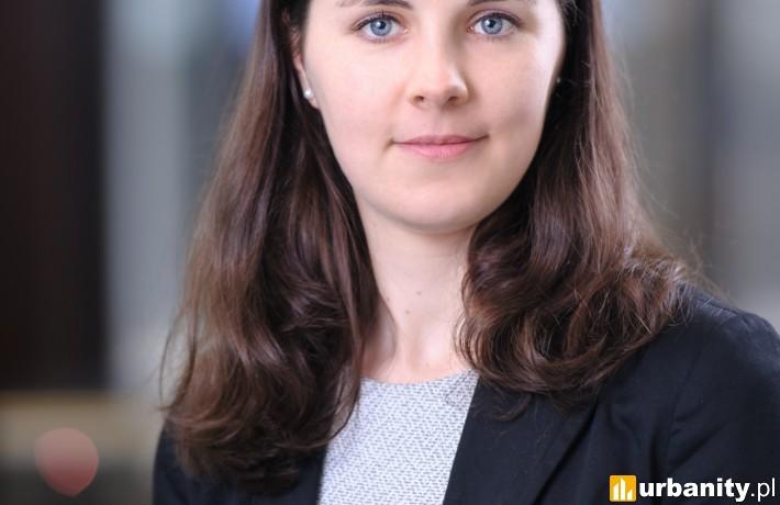Agata Holak, Starszy Konsultant w Dziale Badań Rynku, Knight Frank