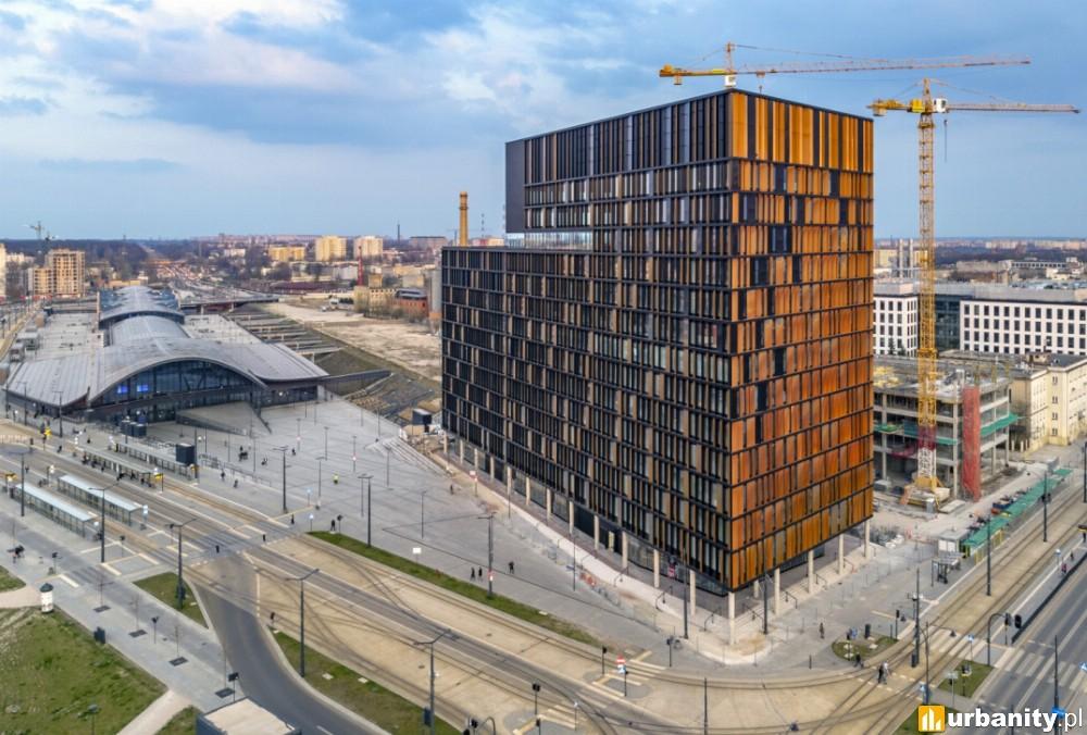 Zmiany powierzchni biurowych Deloitte w Łodzi