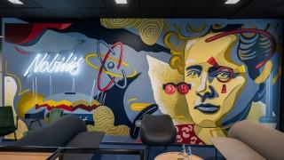 Przestrzeń City Space w biurowcu Nobilis Business Center, fot. Maciej Lulko