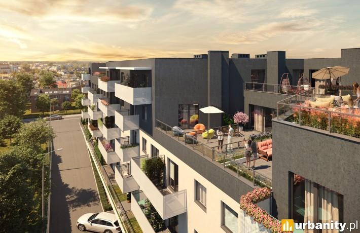 Murapol Apartamenty Praskie - wizualizacja