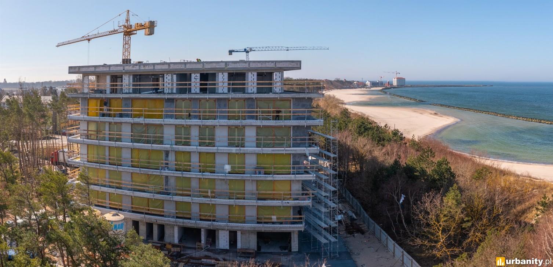 Nadmorski projekt apartamenty gotowy jeszcze w tym roku