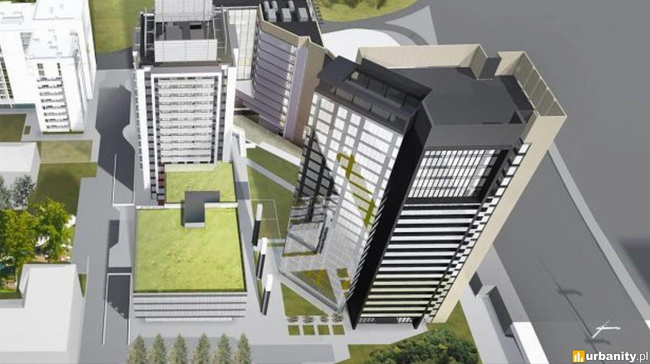 Ataner wybuduje 73-metrowy apartamentowiec w Poznaniu