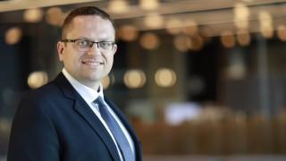Karol Piekarski, dyrektor regionalny Colliers International w Lublinie.