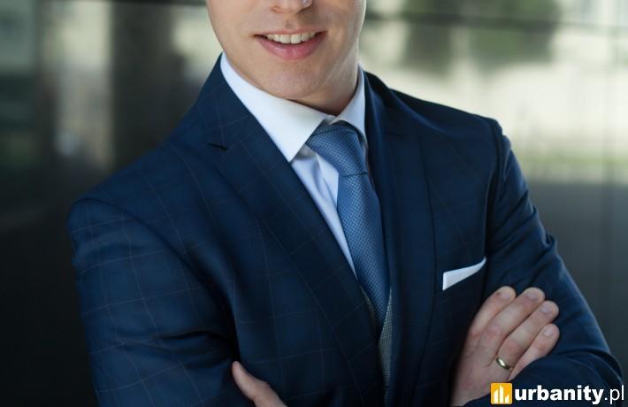 Piotr Capiga, Associate w dziale powierzchni biurowych, Cushman & Wakefield