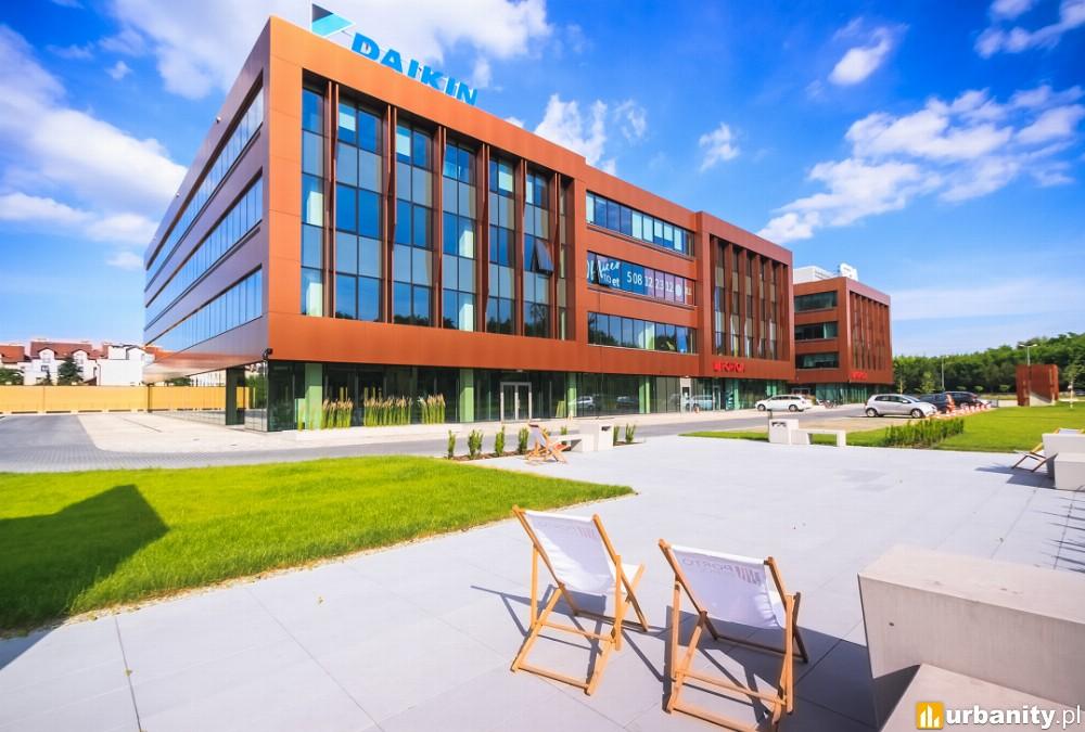 Logistyka oparta na chmurze w krakowskim Porto Office