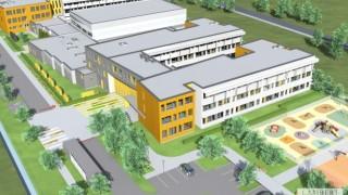 Projekt szkoły podstawowej na Białołęce