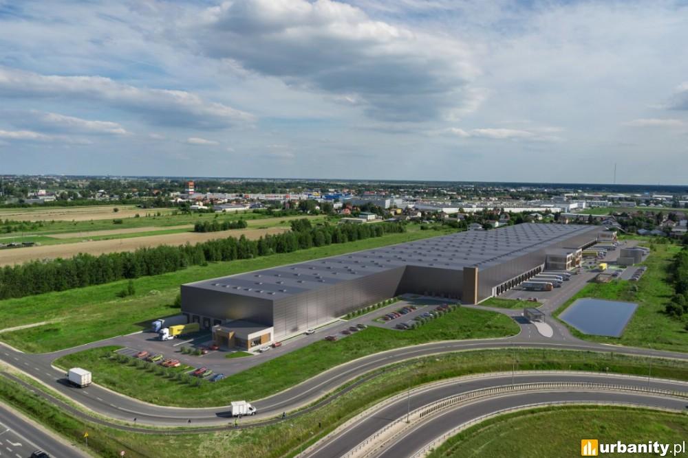 Wkrótce otwarcie pierwszego centrum logistycznego GLP w Polsce