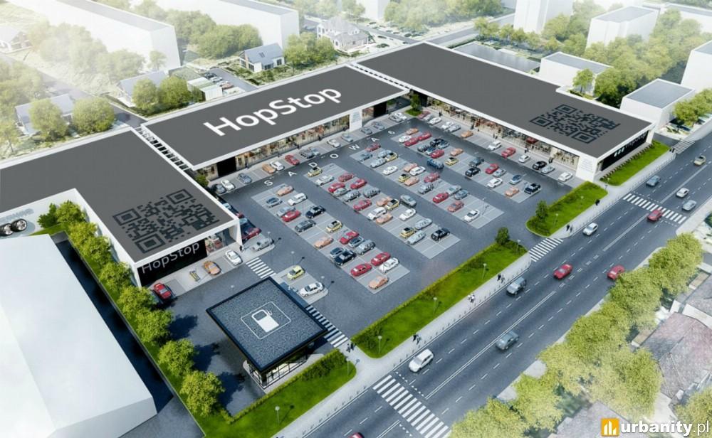 Otwarcie centrum HopStop w Zamościu
