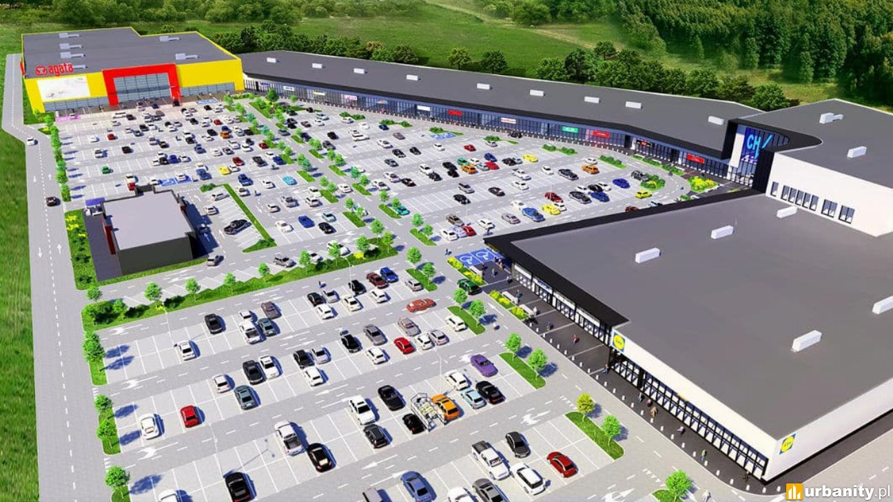 W Koszalinie powstanie nowoczesne centrum handlowe