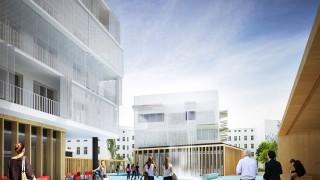 Projekt przebudowy Kwartału 36 w Szczecinie