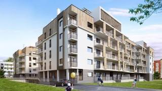 Trwa budowa inwestycji Wschodnia 19 w Luboniu