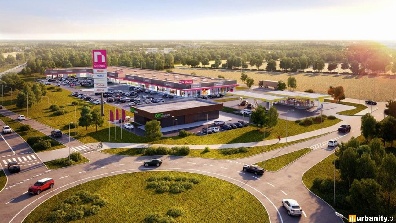 W Gorzowie Wielkopolskim otwarty zostanie park handlowy N-Park