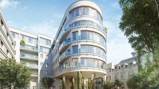 Noble Residence w Krakowie - wizualizacja