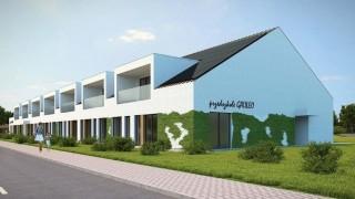 Nowe przedszkole i żłobek we Wrocławiu - wizualizacja