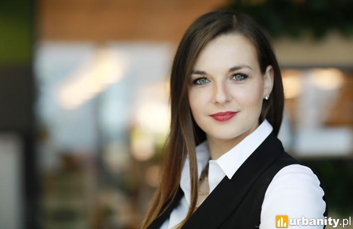 Renata Hartle, manager ds. strategii flex office i rozwiązań technologicznych w Colliers International.