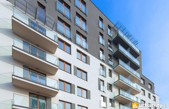 Gotowy budynek przy Pułaskiego 27 w Katowicach