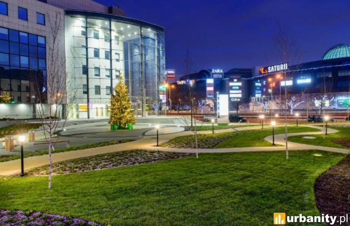 Kompleks biurowy Jerozolimskie Business Park w Warszawie