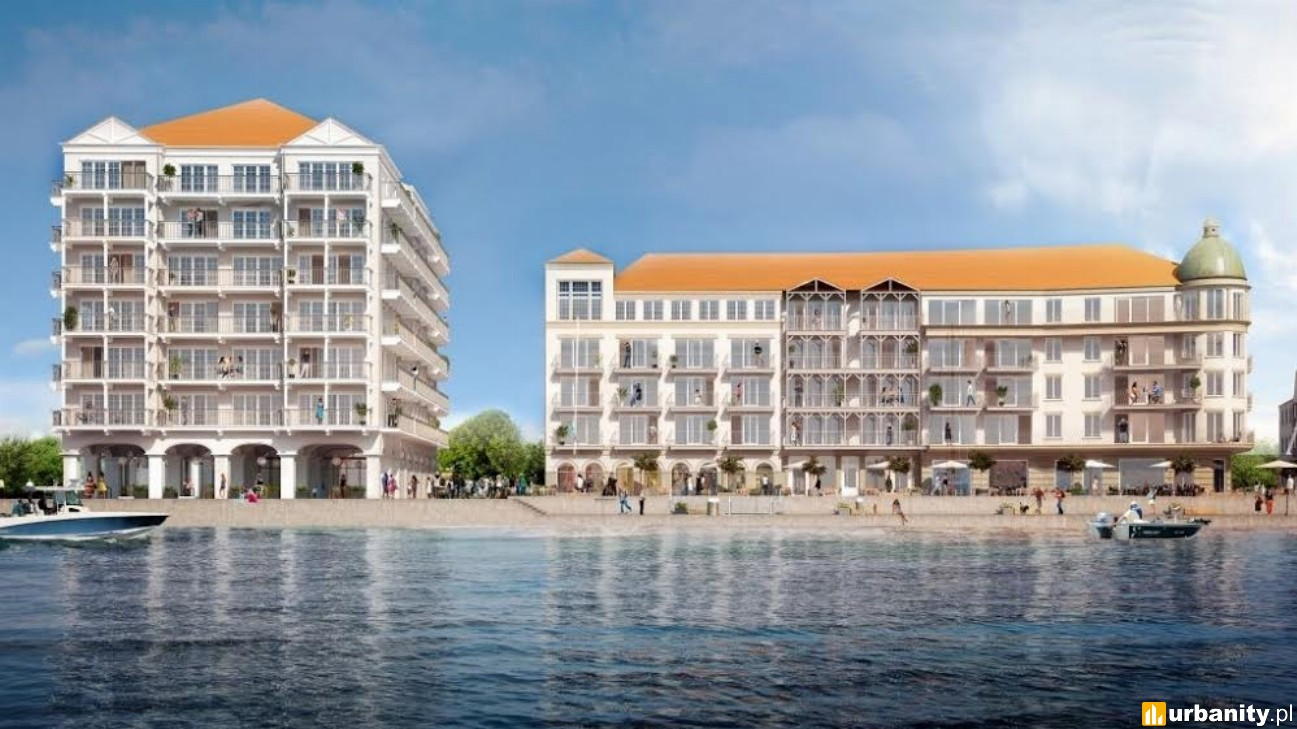 CFE Polska wybuduje Marinę Royale w Darłowie
