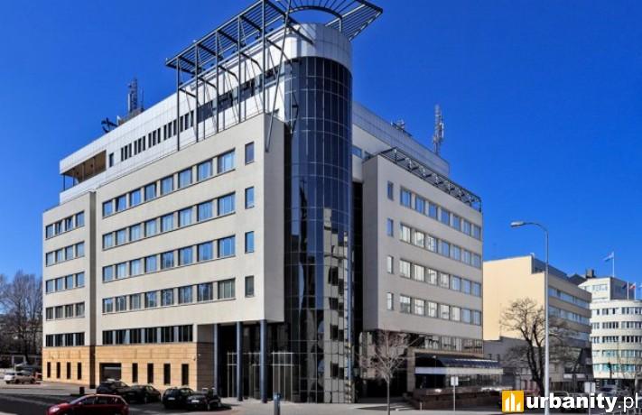 Biurowiec należący do firmy Octava Property Trust