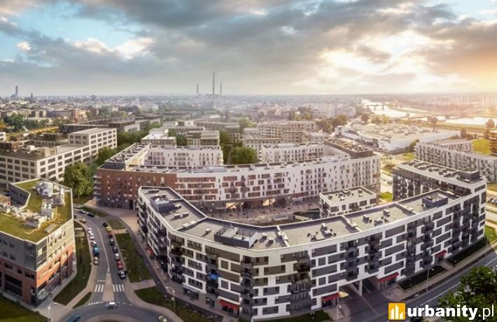 Osiedle Promenady Wrocławskie (fot. Vantage Development)
