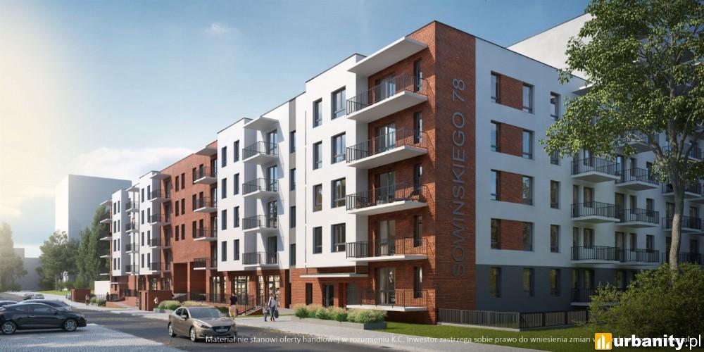 Można rezerwować mieszkania w nowej inwestycji przy Sowińskiego 78