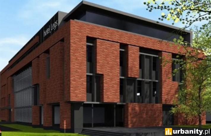 Tak wyglądał będzie budynek przy Ogrodowej 21 po przebudowie