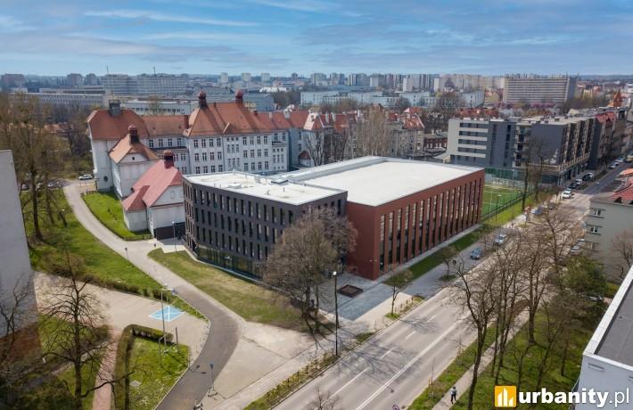 I Liceum Ogólnokształcące Dwujęzyczne im. E. Dembowskiego w Gliwicach (fot. Piotr Król)