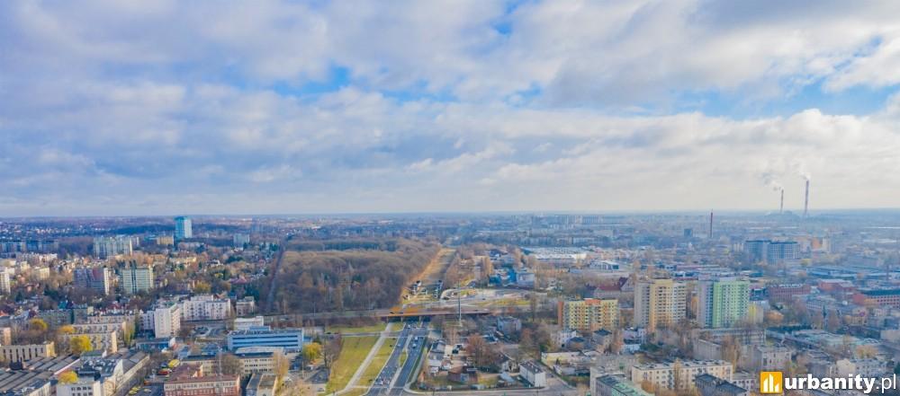 Duża transakcja na rynku gruntów, niedaleko Nowego Centrum Łodzi