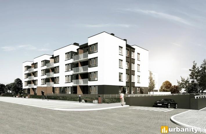 Osiedle Na Fali w Gdyni to pierwszy projekt mieszkaniowy Dekpol w tym mieście