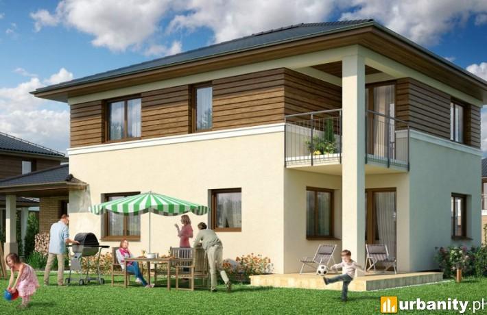 Tak wyglądały będą domy na Osiedlu Norweskim w Koszalinie