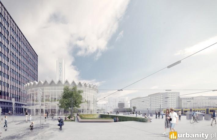 Koncepcja rewitalizacji warszawskiej Rotundy