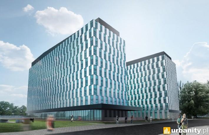 Green Towers we Wrocławiu