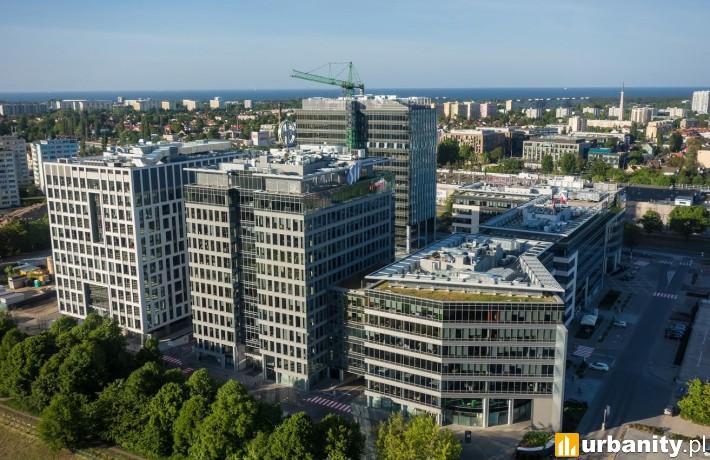 Gdański kompleks biurowy Olivia Business Centre
