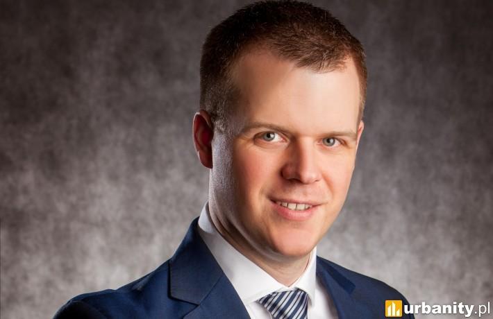 Andrzej Szymczyk, Associate Director Hospitality Department w Walter Herz