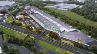 W Mysłowicach ruszyła realizacja parku handlowego Quick Park