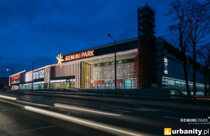 Gemini Park - rozbudowa